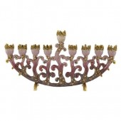 Mini Sparkle Menorah