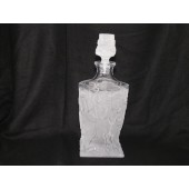 Grapeleaf Decanter-Bas Relief