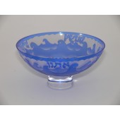 Blue Salt Water Bowl