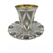 Sterling Silver Mistral Cup and Tray